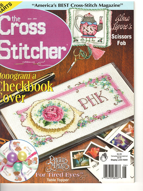 The Cross Stitcher June 2001