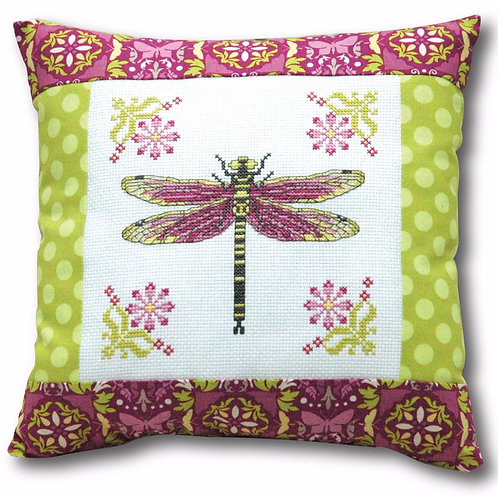 Fabric to Make Dragonfly Pillow