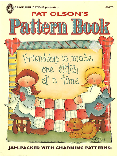 Pat Olson's Pattern Book