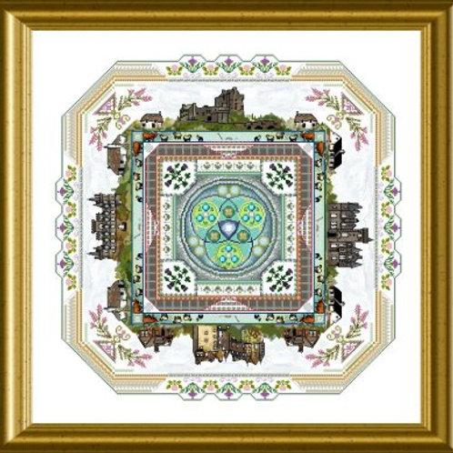 The Scotland Mandala