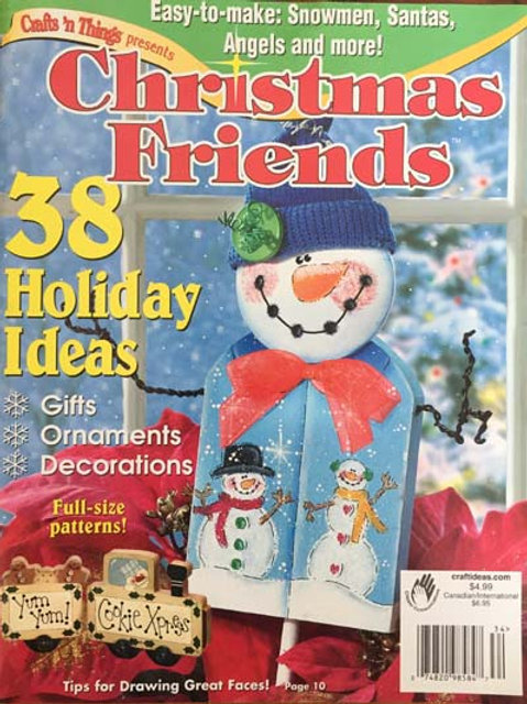 Crafts 'n Things presents Christmas Friends