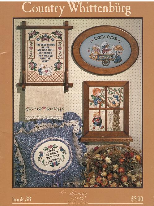 Country Whittenburg Book 38