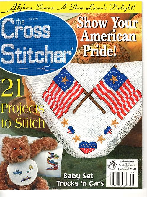 The Cross Stitcher June 2002