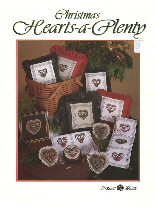 Christmas Hearts-A-Plenty