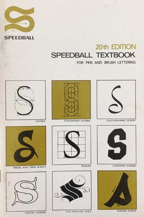 Speedball 20th Edition Textbook