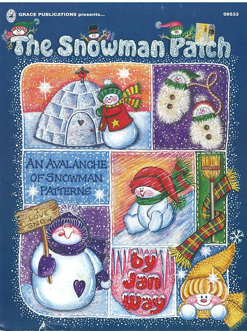 The Snowman Patch