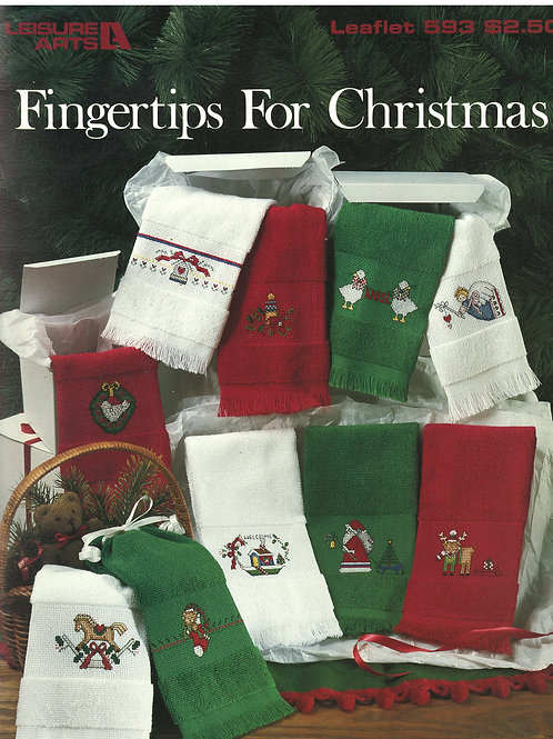 Fingertips For Christmas
