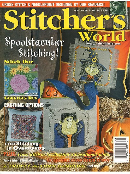 Stitcher's World Sept 2002