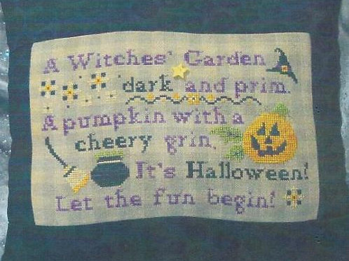 Dark, Cheery Halloween