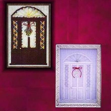 Christmas Doors | Northern Pine Designs