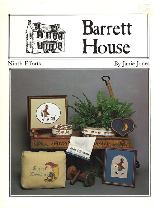 Barrett House Ninth Efforts