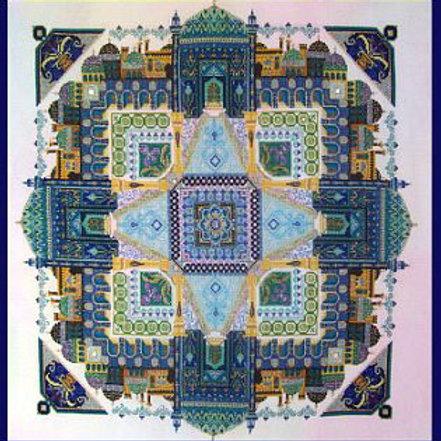 The Persian Iris Garden