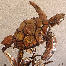 Copper%20Sea%20Turtle%20Sculpture%20Foun