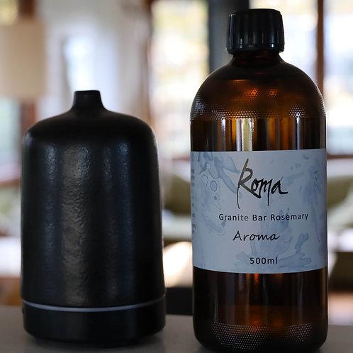 Roma - Aroma 500ml Glass