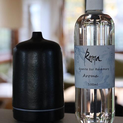 Roma - Aroma Plastic bottle