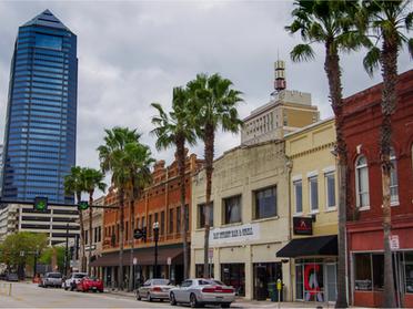 Florida CFO Jimmy Patronis visits Jacksonville, talks shielding small businesses