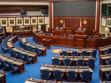 Florida's lawmakers begin 60-day legislative session