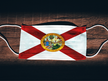 Governor Ron DeSantis says restaurants won't be shutdown in Florida during visit to West Palm Beach