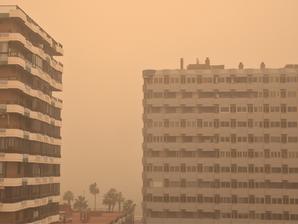 Saharan dust reaches Florida