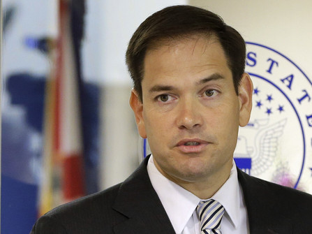 Rubio on Senate Floor: Cubans Aren't Protesting Because of an Embargo - They Want Liberty