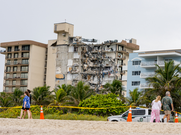 Deadly high-rise partial building collapse in Surfside, Florida