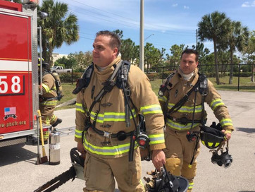 Lawmakers Take Part In Firefighter Mayday Training