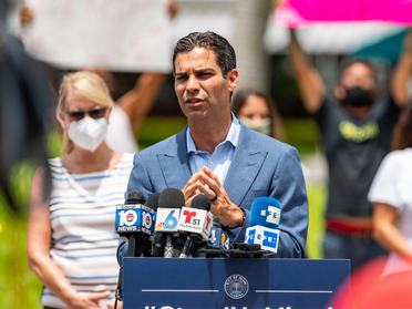 Mayor Francis Suarez Is Making National Headlines For His Push To Make Miami A Tech Hub