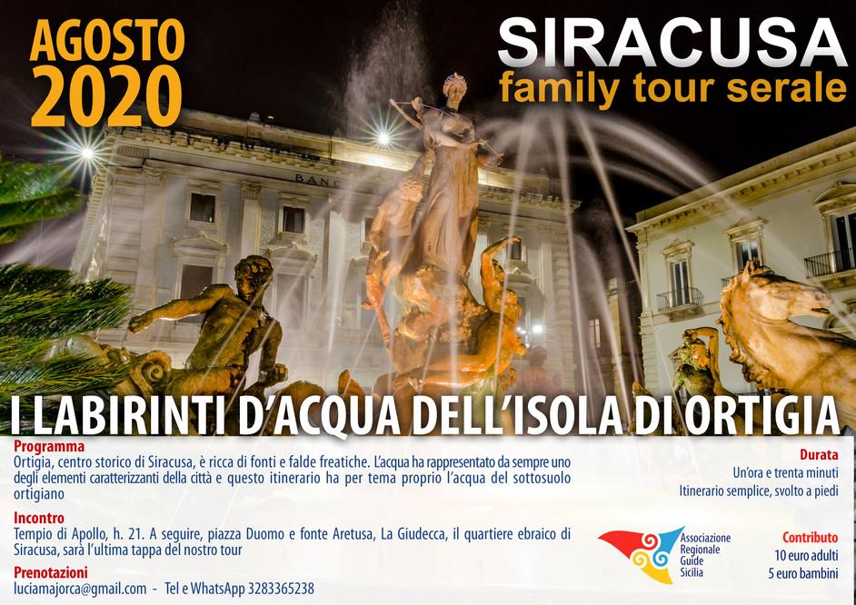 Lucia Majorca family Tour
