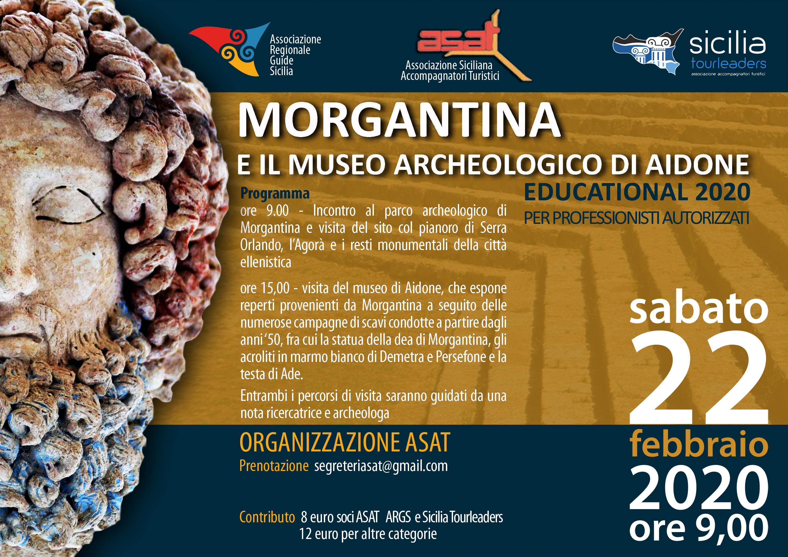 Morgantina Aidone