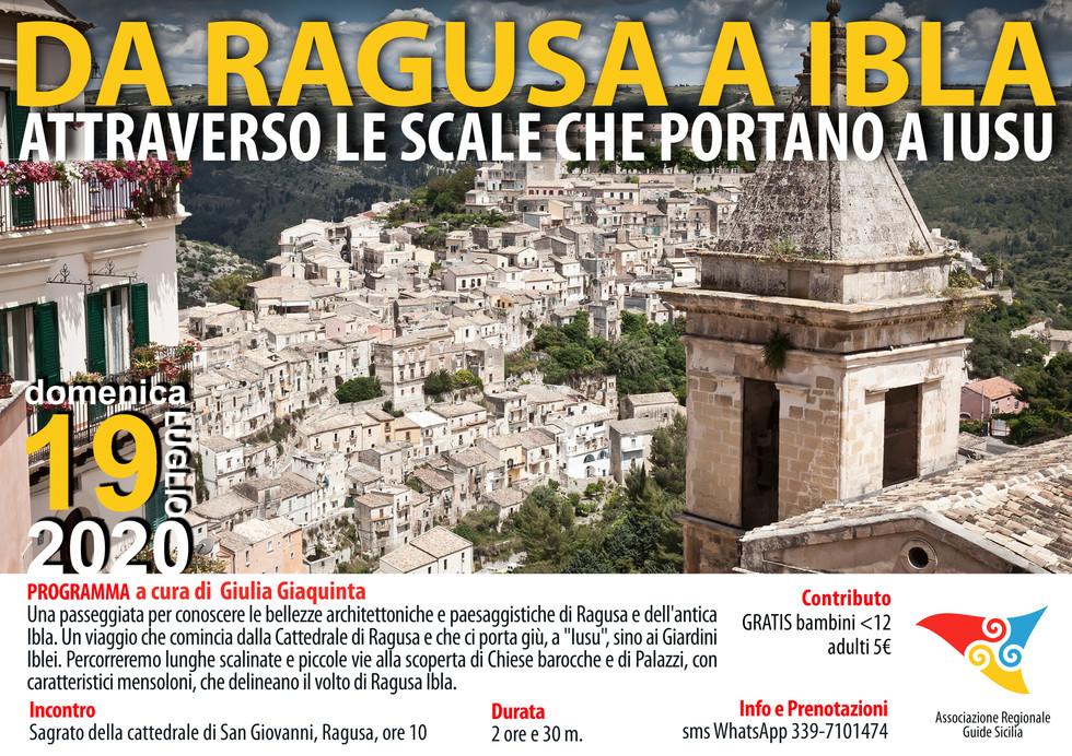 Da Ragusa a Ibla Giulia Giaquinta