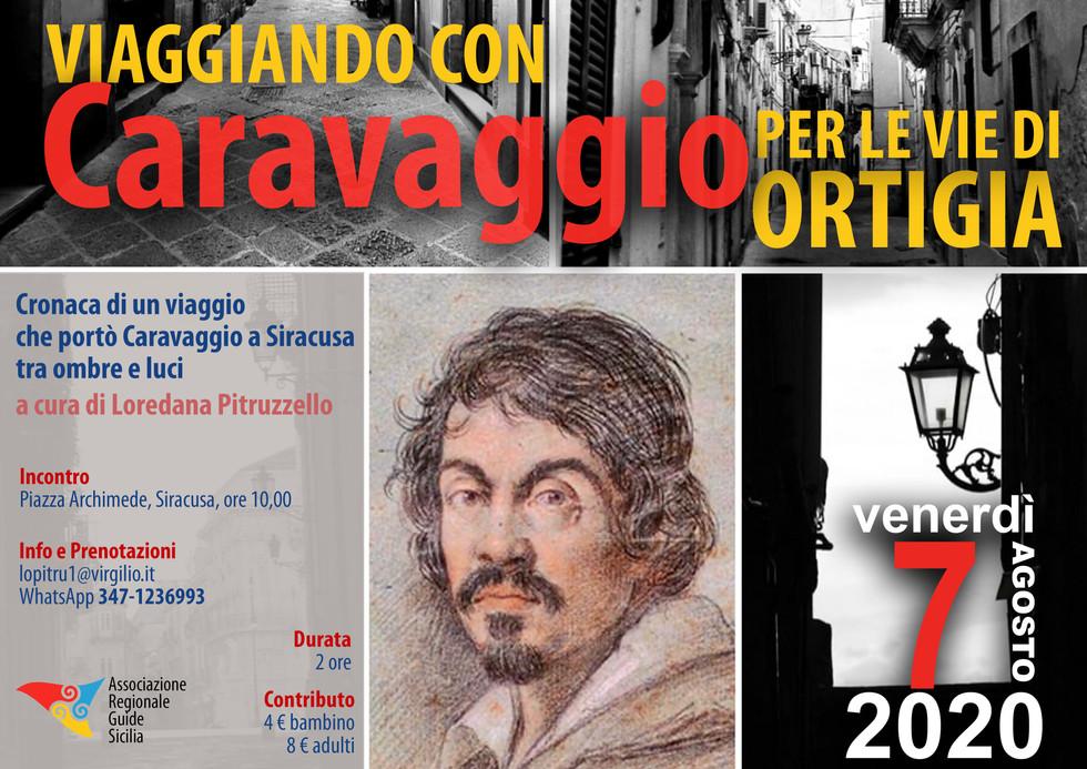 Caravaggio Ortigia