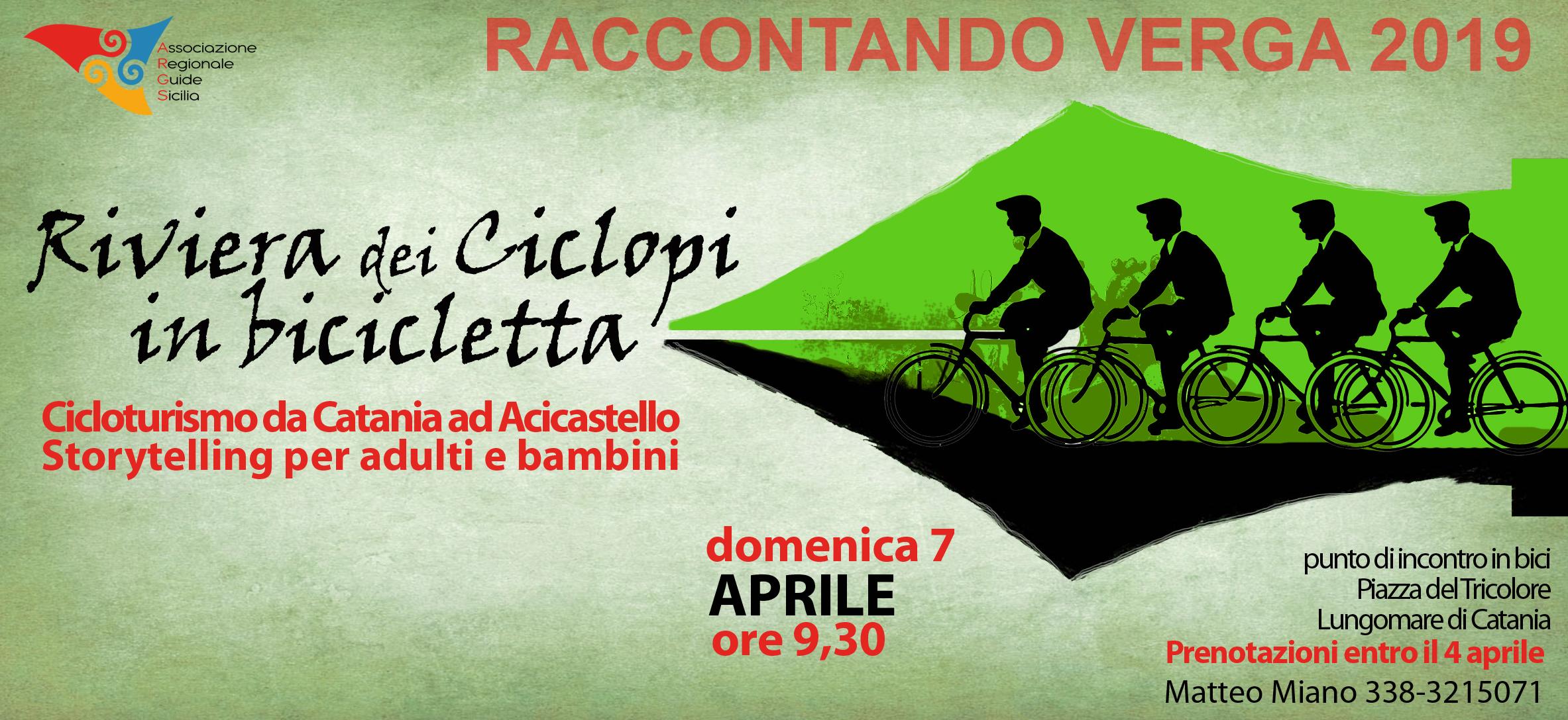 La Riviera in bicicletta