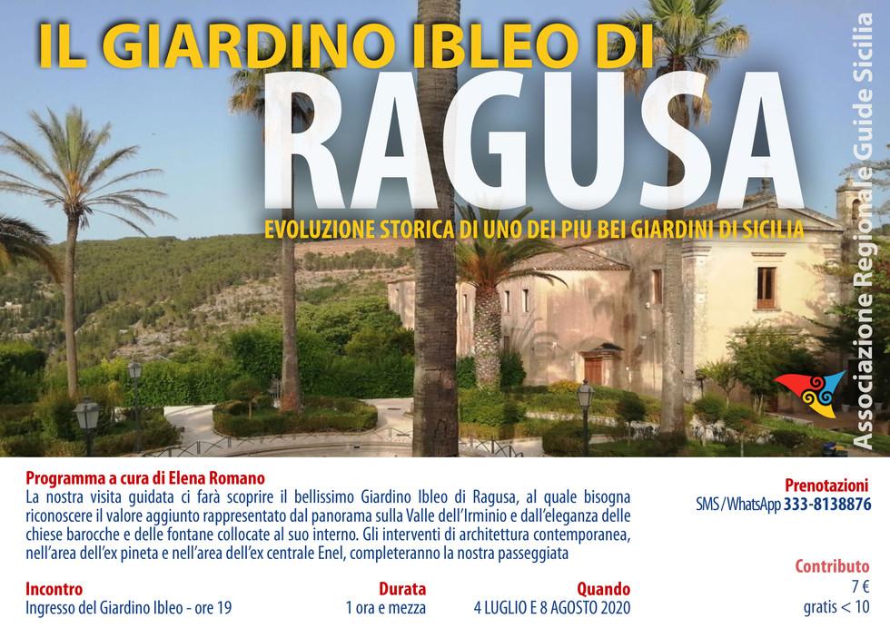 Il Giardino Ibleo di Ragusa