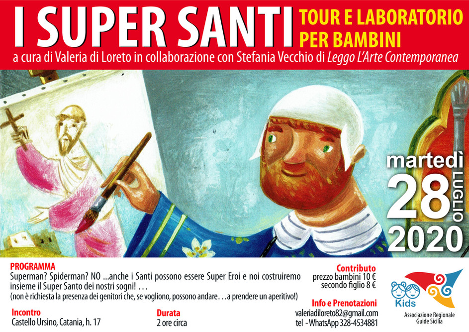 SuperSanti Valeria Di Loreto