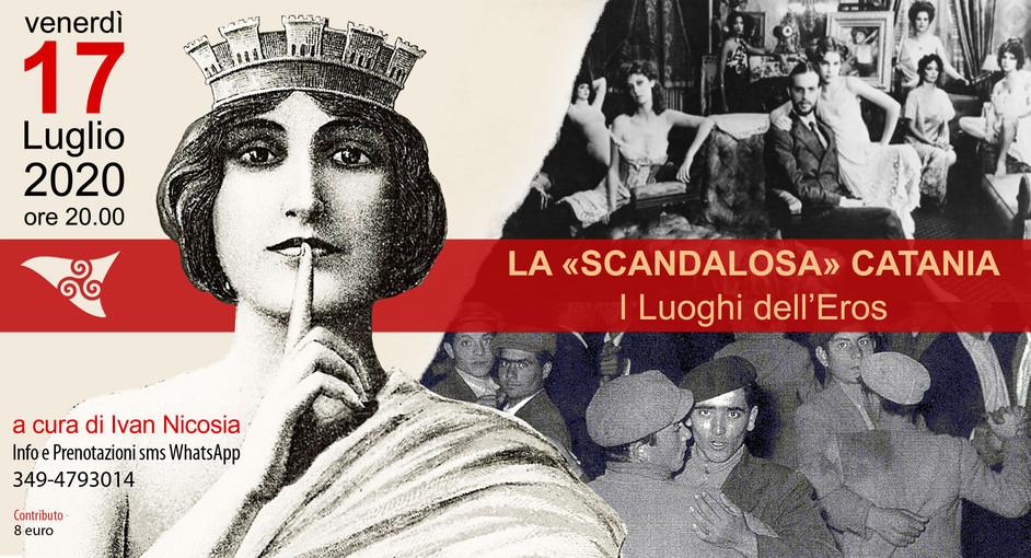 La scandalosa Catania Ivan Nicosia