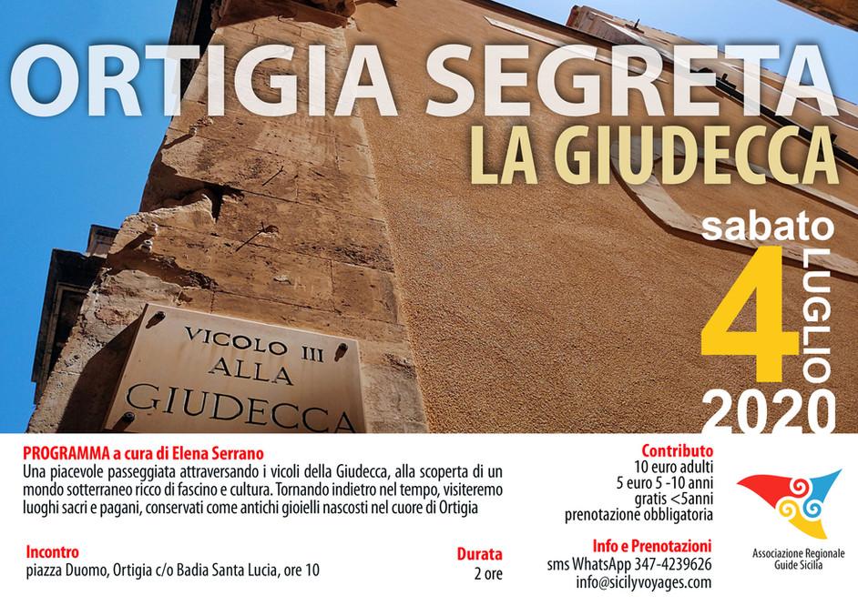 Ortigia Segreta - La Giudecca
