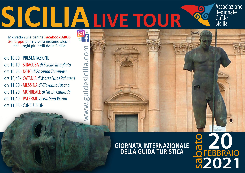Giornata Internazionale della Guida Turistica2021