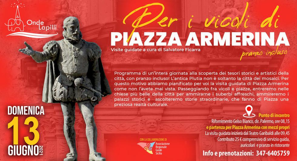 Salvatore Ficarra Piazza Armerina