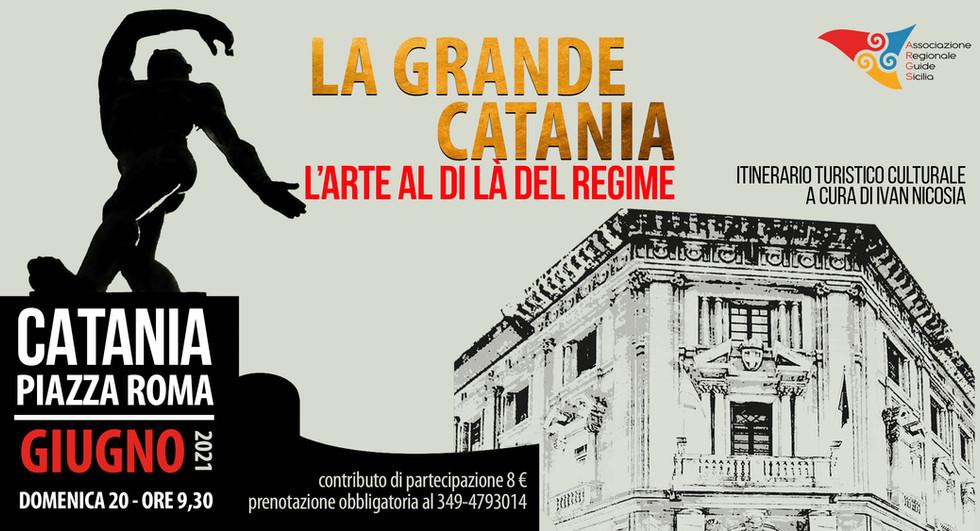 Ivan Nicosia La Grande Catania