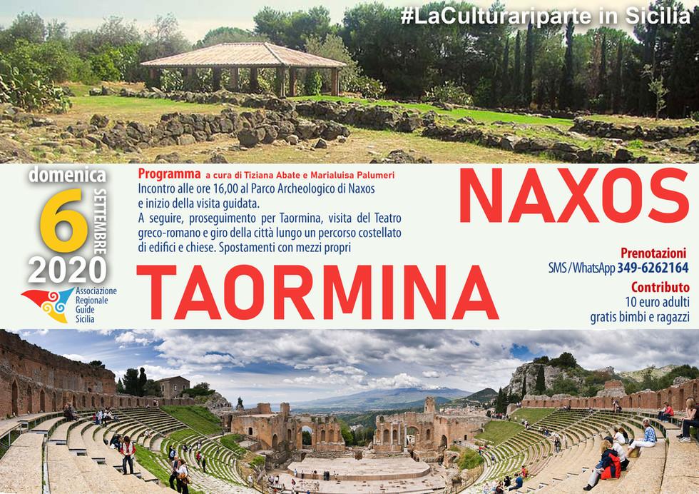 Naxos e Taormina Tiziana Abate