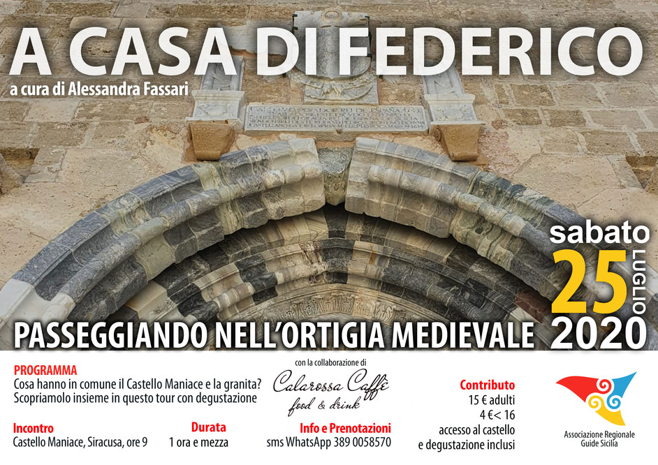 Ortigia medievale Alessandra Fassari