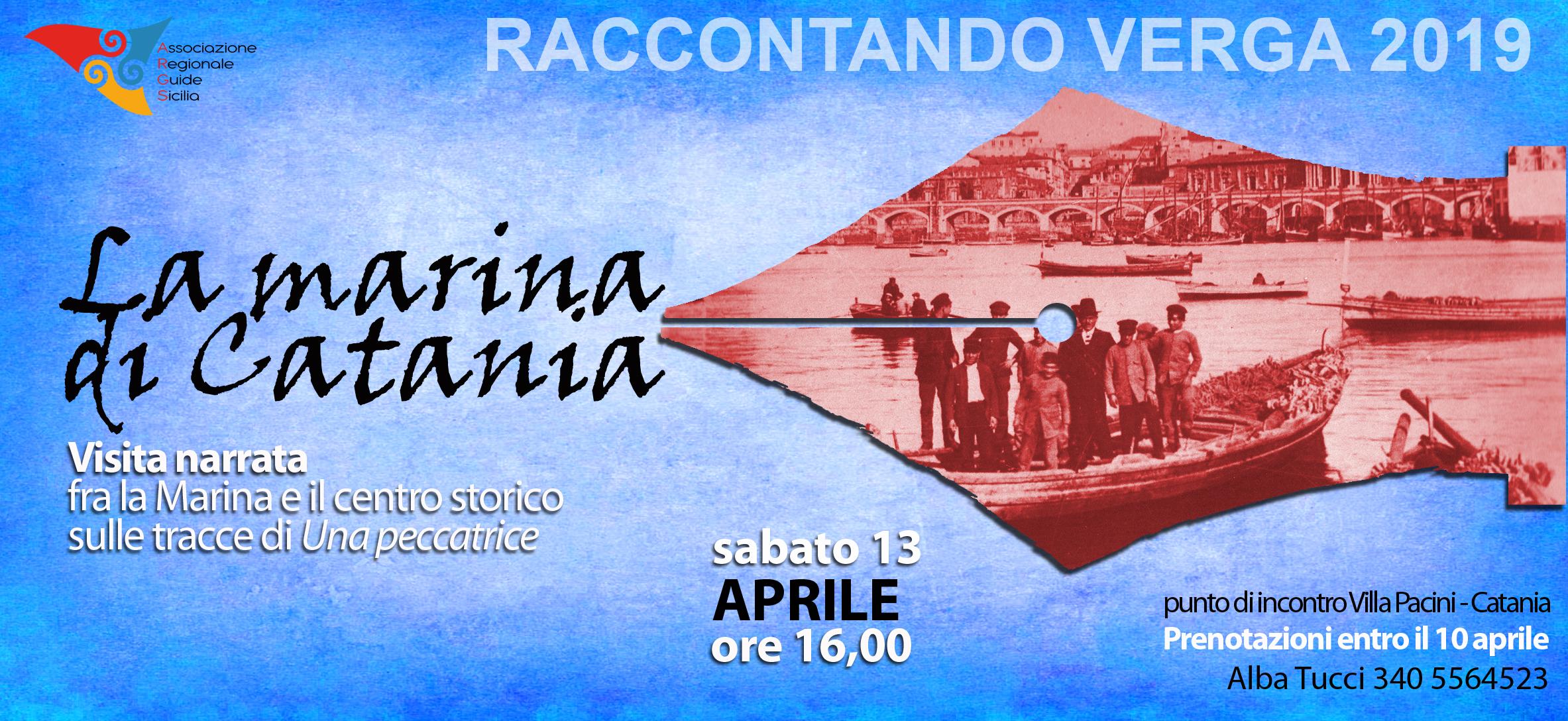 La marina di Catania
