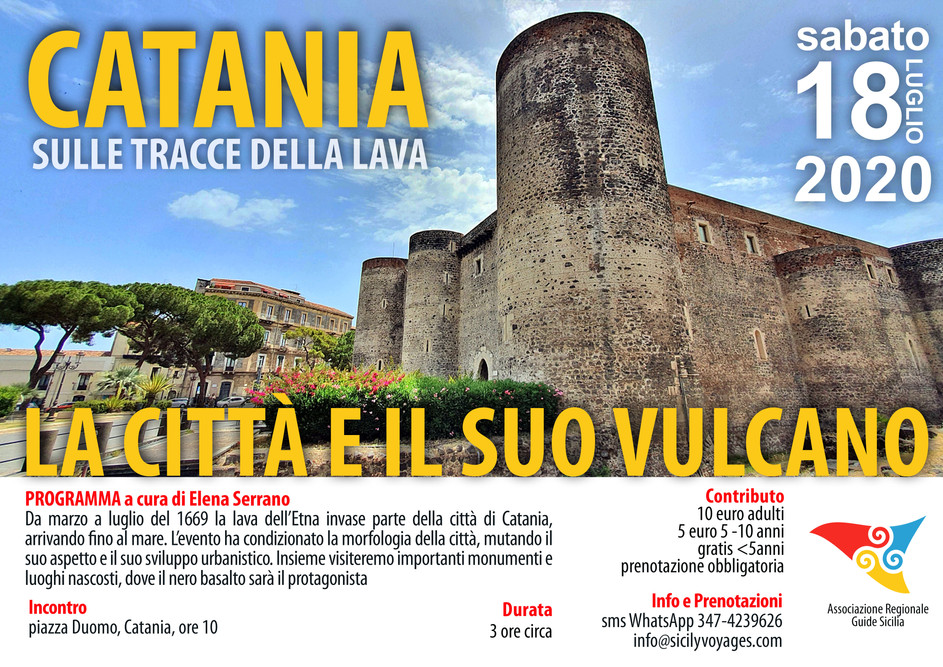Catania Lava Tour