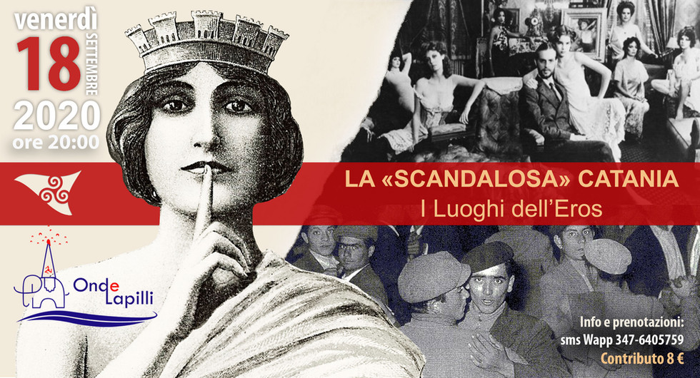 Ivan Nicosia Scandalosa Catania