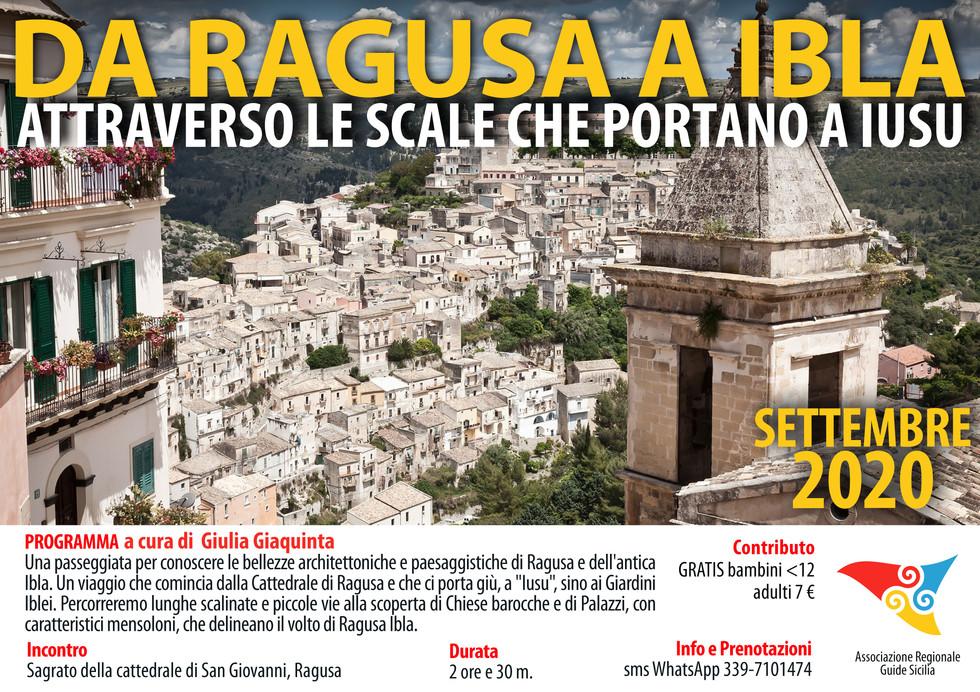 Da Ragusa a Ibla