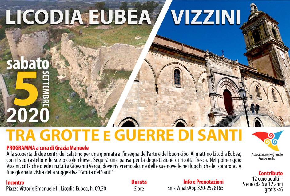 Licodia Eubea e Vizzini