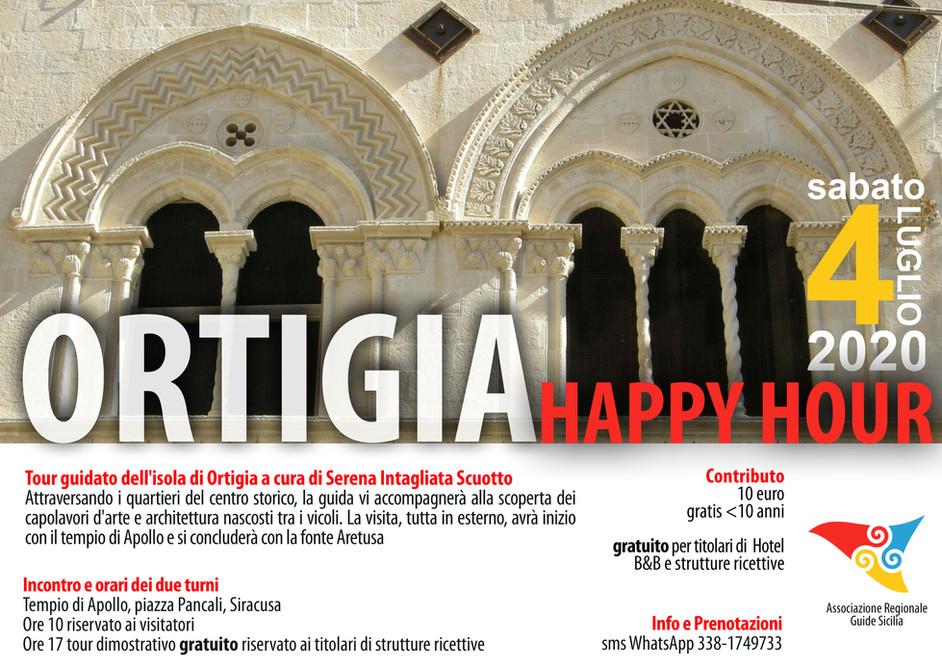 Ortigia Happy Hour
