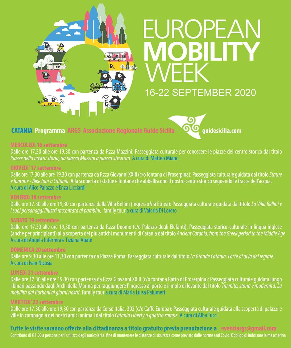 Catania Mobility Week