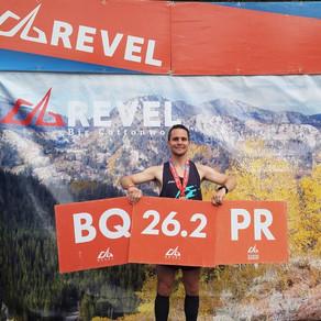 Revel Big Cottonwood Full Marathon