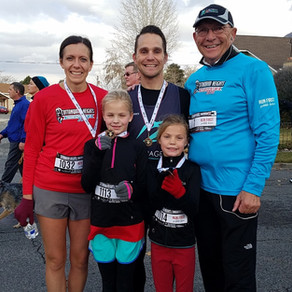 Cottonwood Heights Thanksgiving Day 5k
